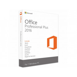 MS Office 2016 Professional - elektronická licence ESD
